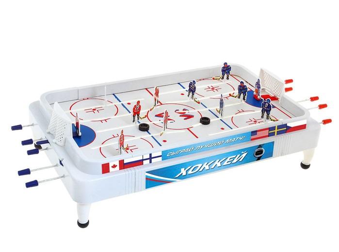 Настольный хоккей Лас Играс Весёлый спорт