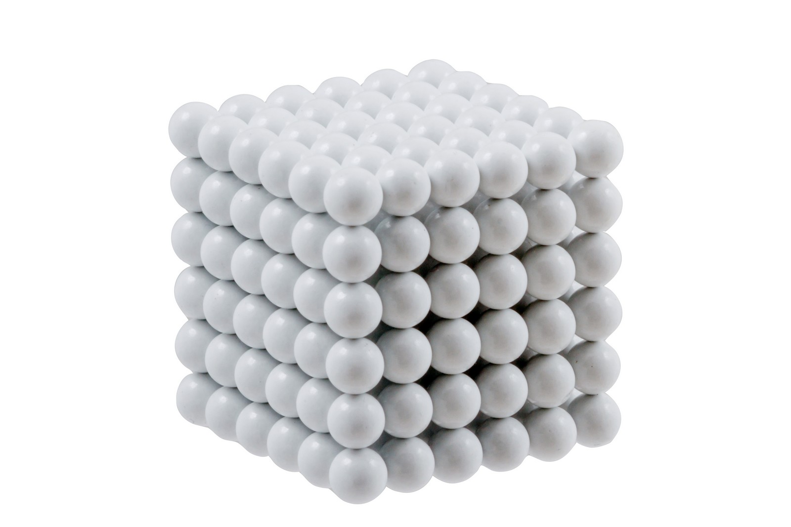 Куб из магнитных шариков 6 мм Forceberg