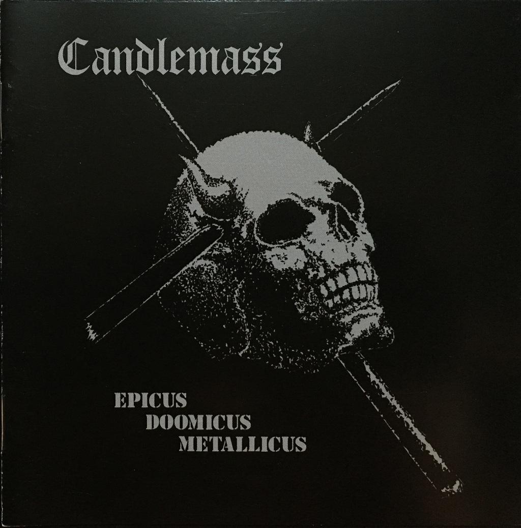 Candlemass / Epicus Doomicus Metallicus _ Live