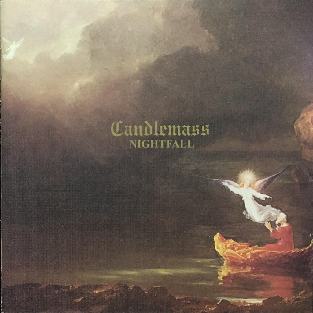 Candlemass / Nightfall (2 CD+OBI)