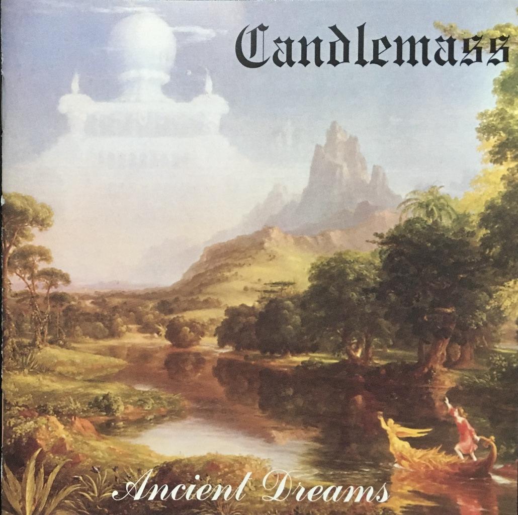 Candlemass / Ancient Dreams (2 CD+OBI)