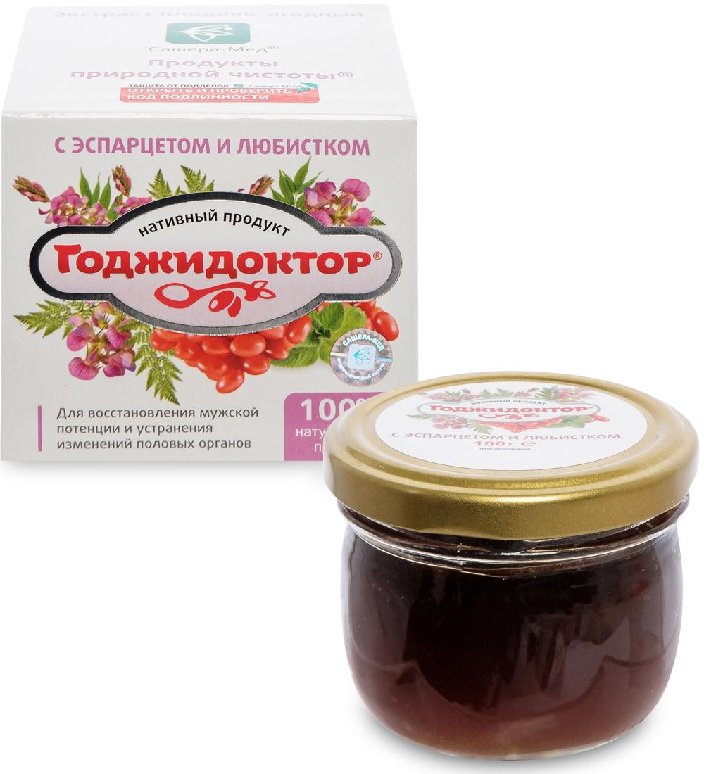 Экстракт Годжидоктор плодово ягодный с эспарцетом
