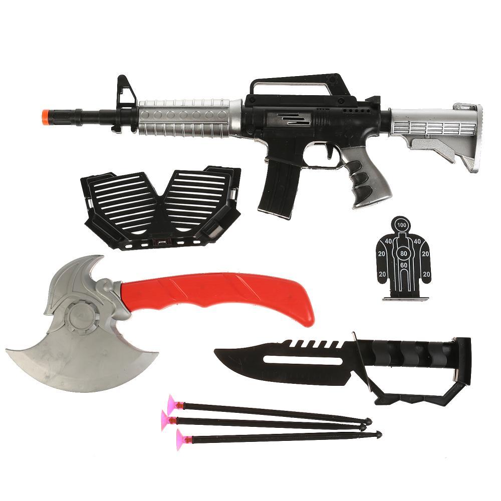 Набор оружия Военный
