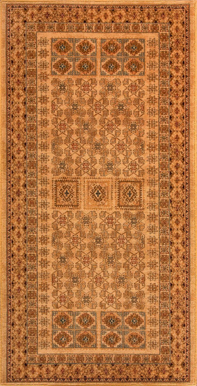 Шерстяной ковер коллекции «Kashqai», 30732, 80x160 см