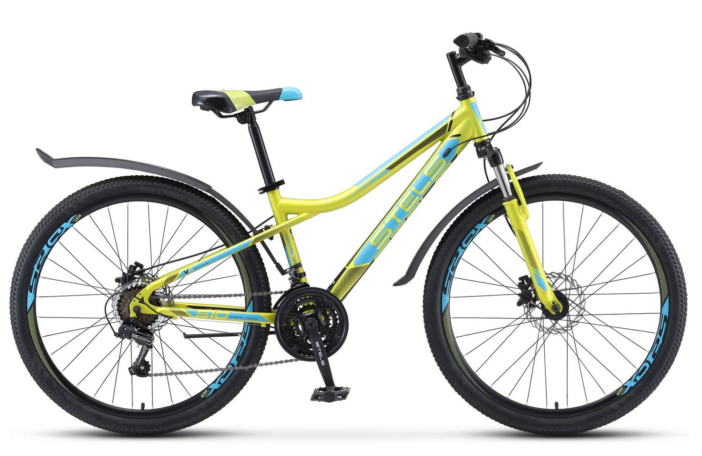 STELS Велосипед Stels Navigator 510 D V010 салатовый 14