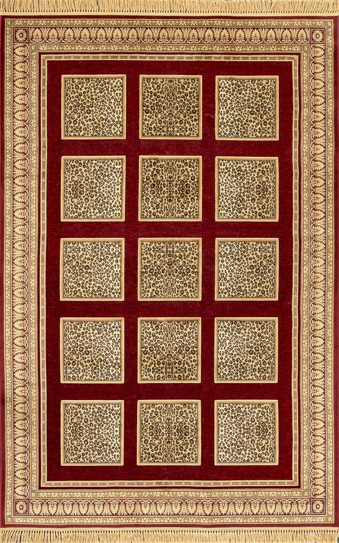 Ковер из вискозы коллекции «Princess», 43258, 80x150 см