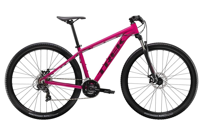 TREK Велосипед TREK MARLIN 4 (2020) малиновый 23
