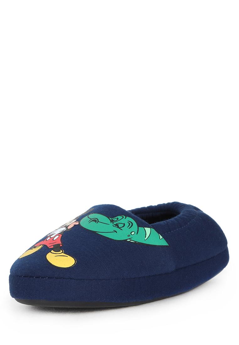 Тапочки детские Mickey Mouse, цв. синий р.24