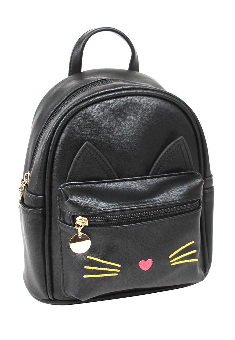Купить A38445-1, Рюкзак для девочек Daniele Patrici цв. черный,