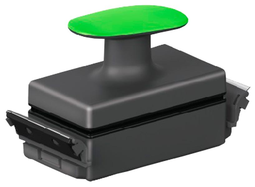 Стеклоочиститель скребок ATMAN, с комплектом лезвий