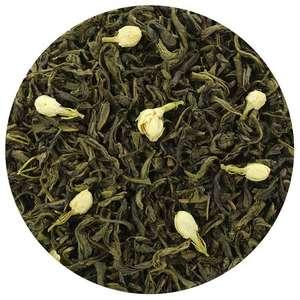 Жасминовый чай Моли Хуа Ча (с бутонами жасмина), 100 г фото