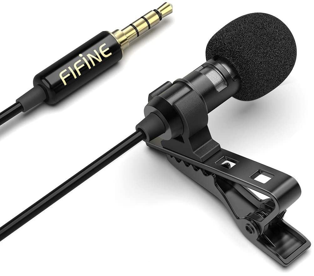 Микрофон Fifine C1 Black