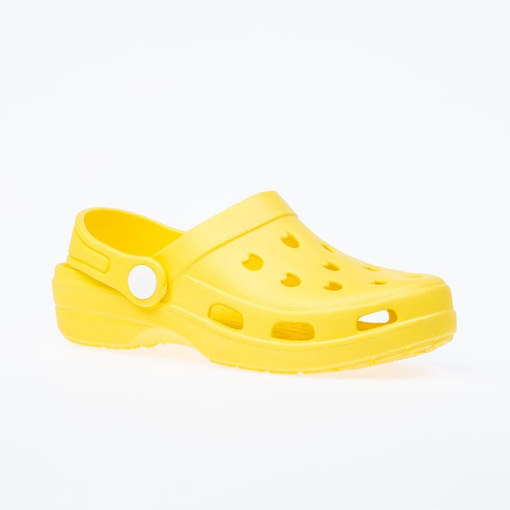 Купить Сабо Котофей 325081-01 желтый р.24,