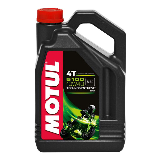 Моторное масло Motul 5100 4T 10W-40 2л 104067