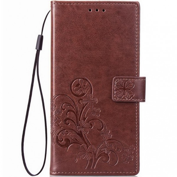 Чехол Epik Four-leaf Clover для Xiaomi Mi 8 SE Brown