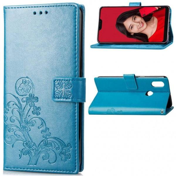 Чехол Epik Four-leaf Clover для Xiaomi Mi A2 Lite / Xiaomi Redmi 6 Pro Blue