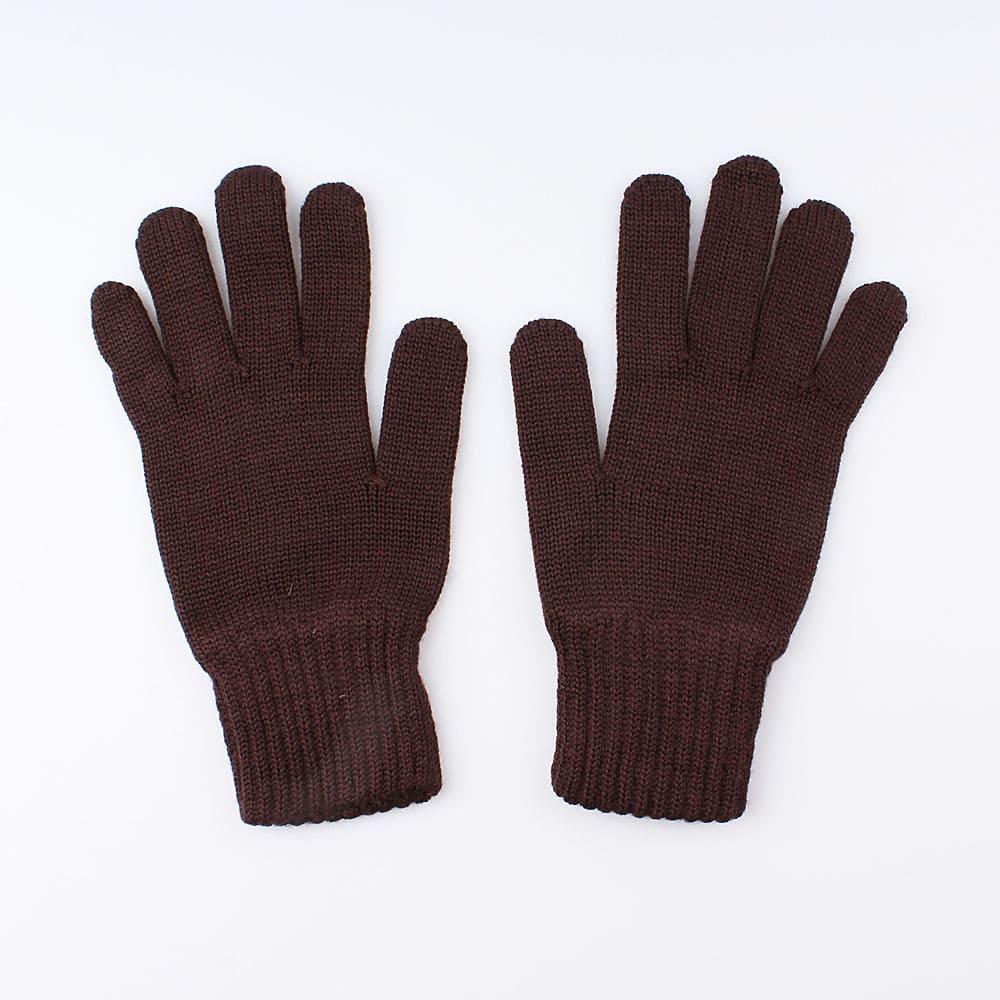 Купить Перчатки детские Котофей 07022152-40 коричневый р.17,