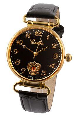 Наручные часы мужские Слава 8089040/300-2409-К1 фото
