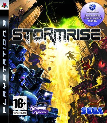 Игра Stormrise для PlayStation 3 Sony