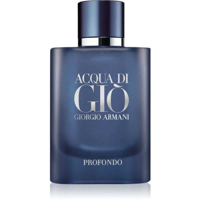 Купить Парфюмерная вода GIORGIO ARMANI ACQUA DI GIO PROFONDO Eau De Parfum муж. 75мл
