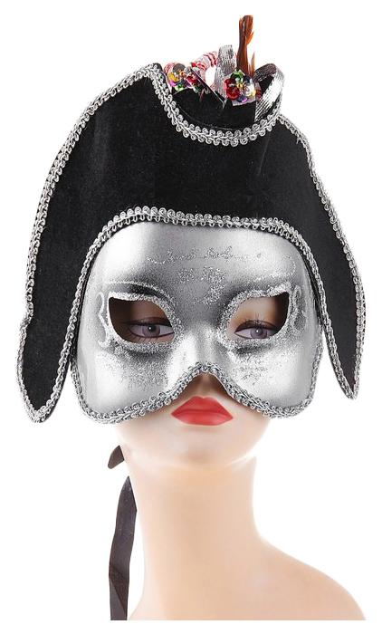 Карнавальная маска пирата Страна Карнавалия