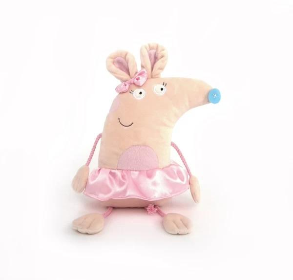 Купить Мягкая игрушка Gulliver Мышка Мадам 22 см, Мягкие игрушки животные