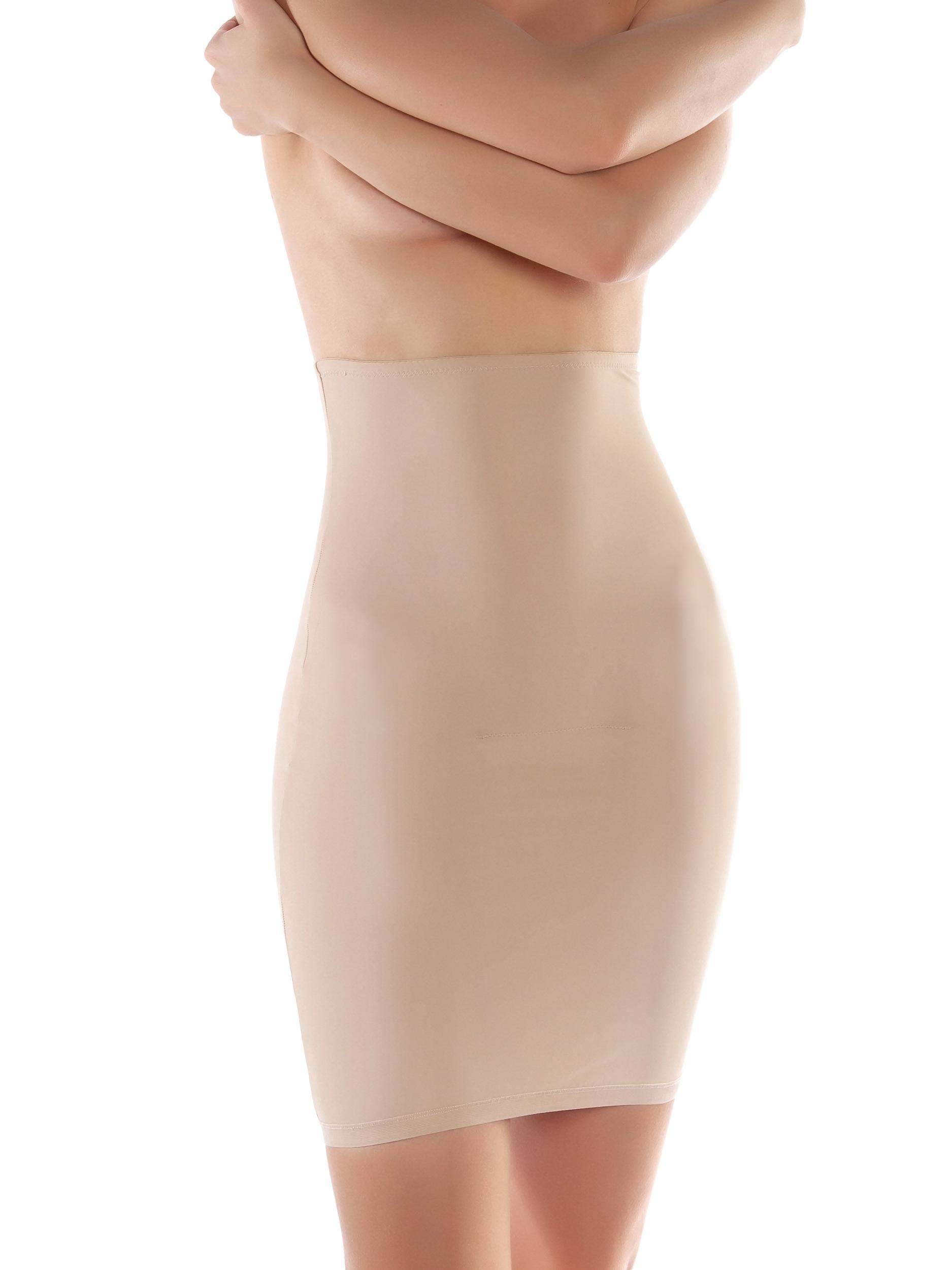Юбка женская YSABEL MORA 19622 Shaping Dress бежевая L