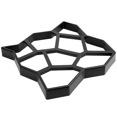 Форма для отливки садовых дорожек Vortex 24074 50х50х6 см