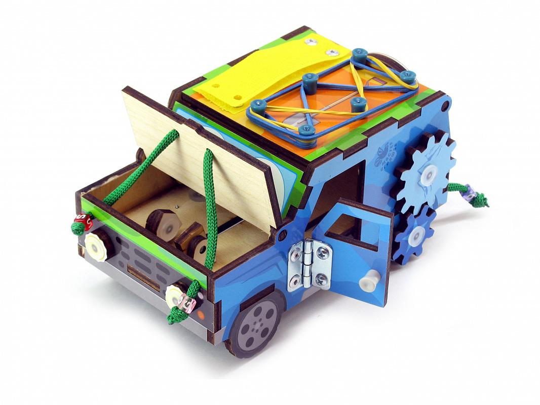 Бизи машина PAREMO PE720 203