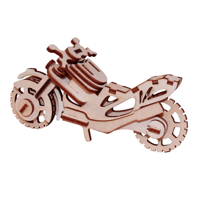 Сборная игрушка PAREMO Я конструктор Гоночный мотоцикл