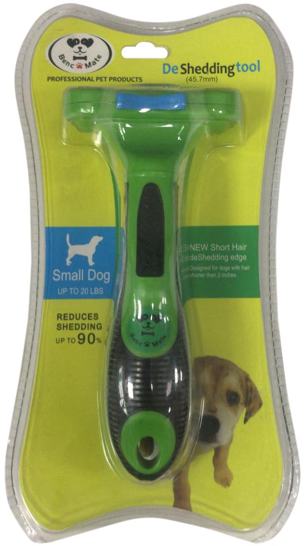Расческа триммер PerseiLine для короткошерстных собак