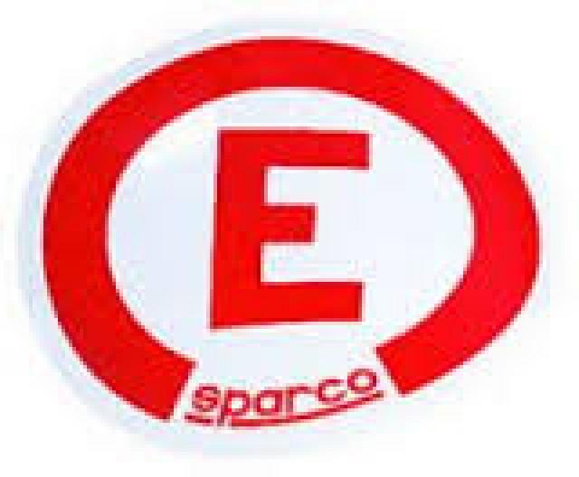 Наклейка/стикер Е Sparco AZE