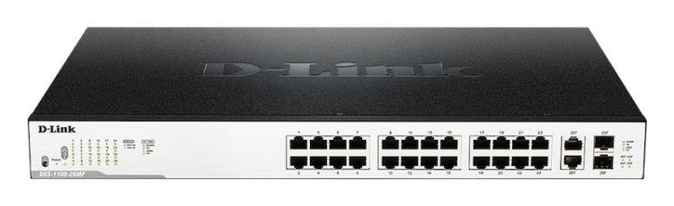 Коммутатор D Link DGS 1100 26MP/C1A