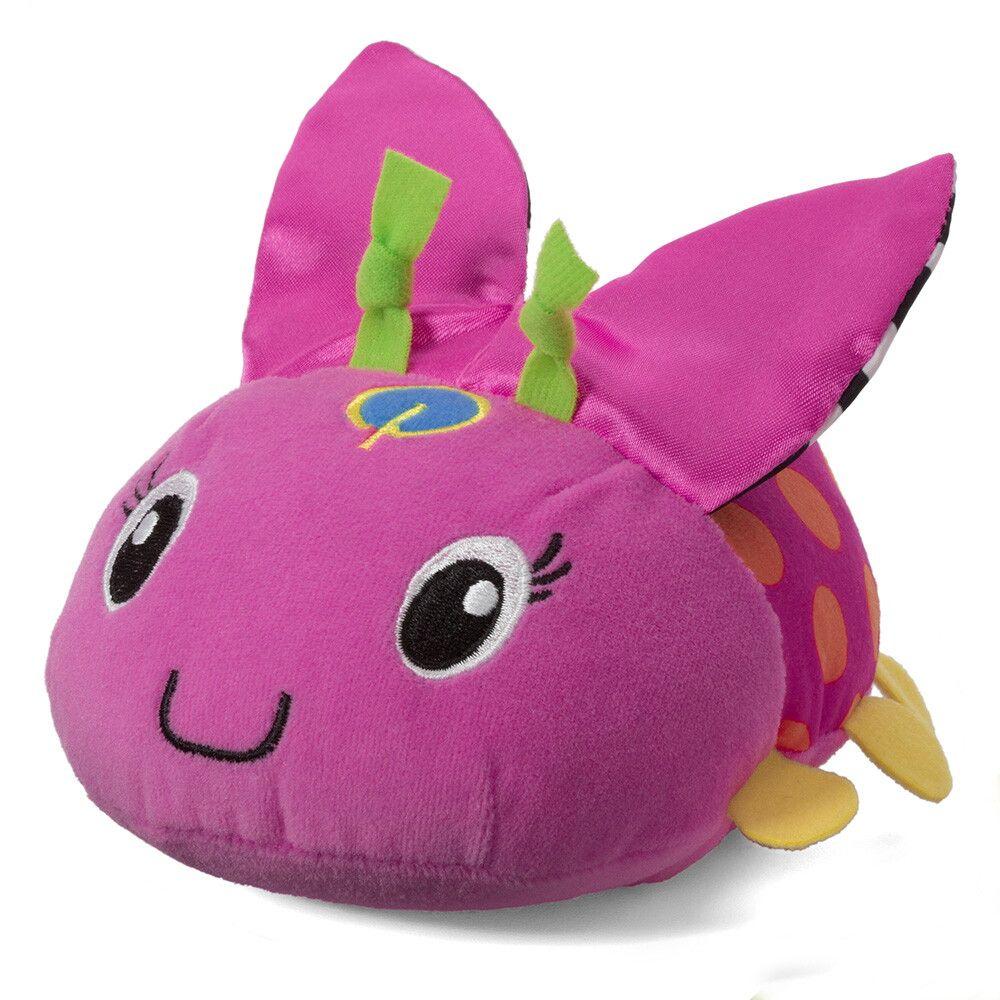 Купить Музыкальная игрушка 'Божья Коровка' infantino, Музыкальная игрушка Божья Коровка розовая infantino,