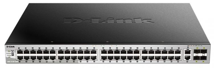 Коммутатор D Link DGS 3130 54PS/A1A