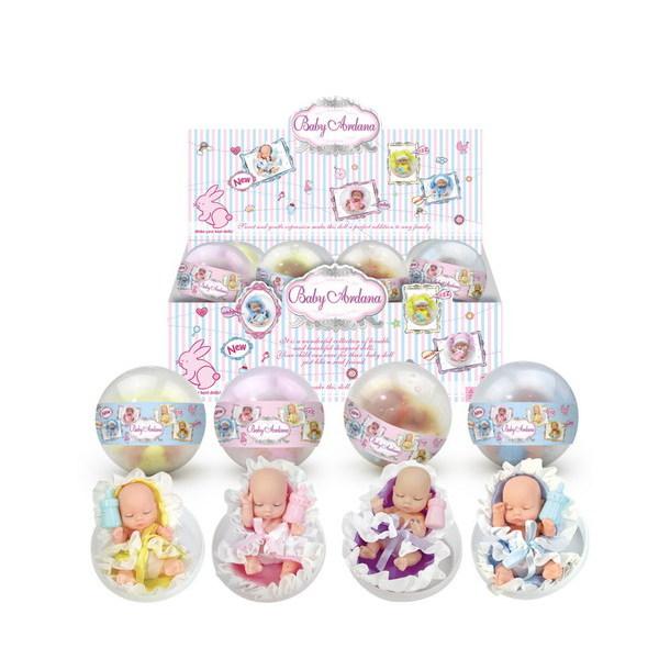 Пупс куколка в шаре Junfa toys 117429