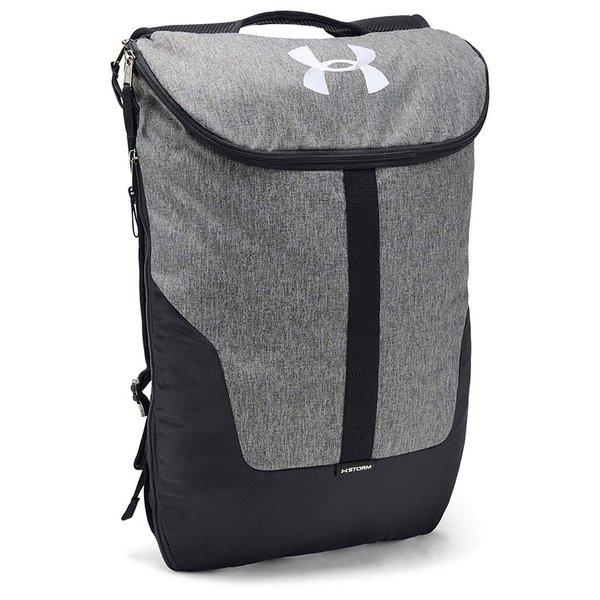 Рюкзак Under Armour Expandable 1300203-041 серый средний