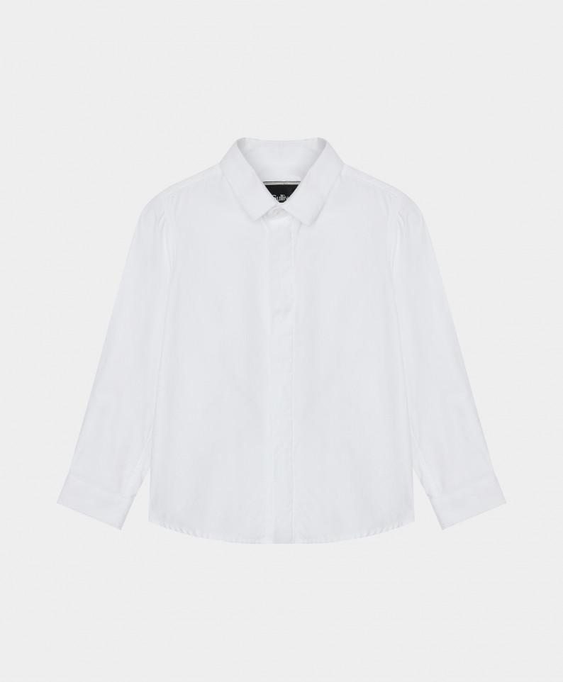 Рубашка Gulliver для мальчиков цв. белый