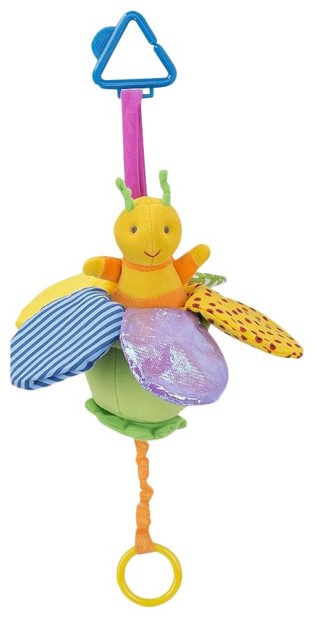 "Игрушка мягконабивная ""Пчелка на цветке"" Leader Kids"