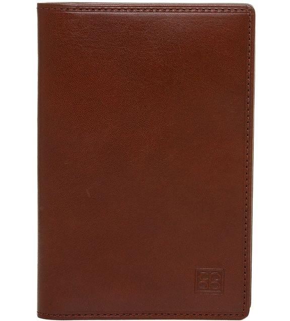 Обложка для паспорта Sergio Belotti 1423 milano brown.