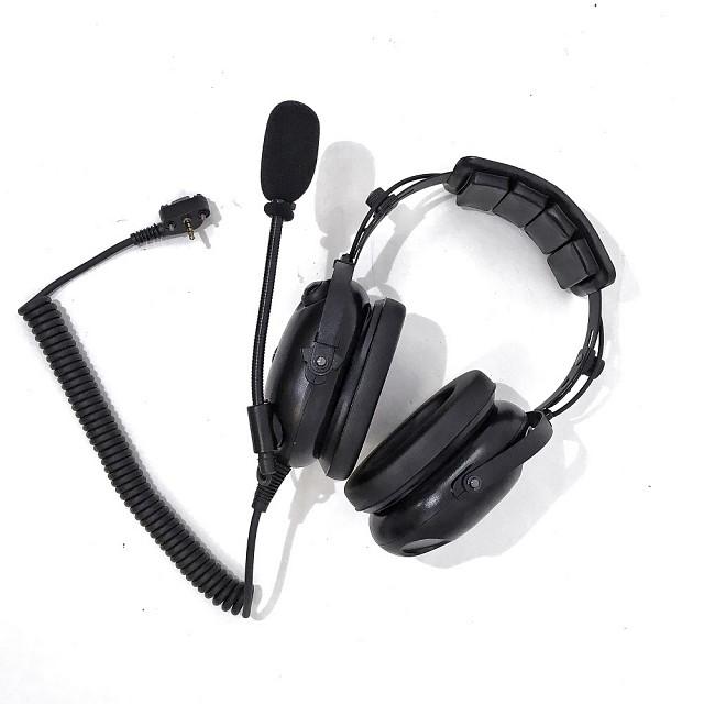 Гарнитура для радиостанции Vertex (кнопка PTT