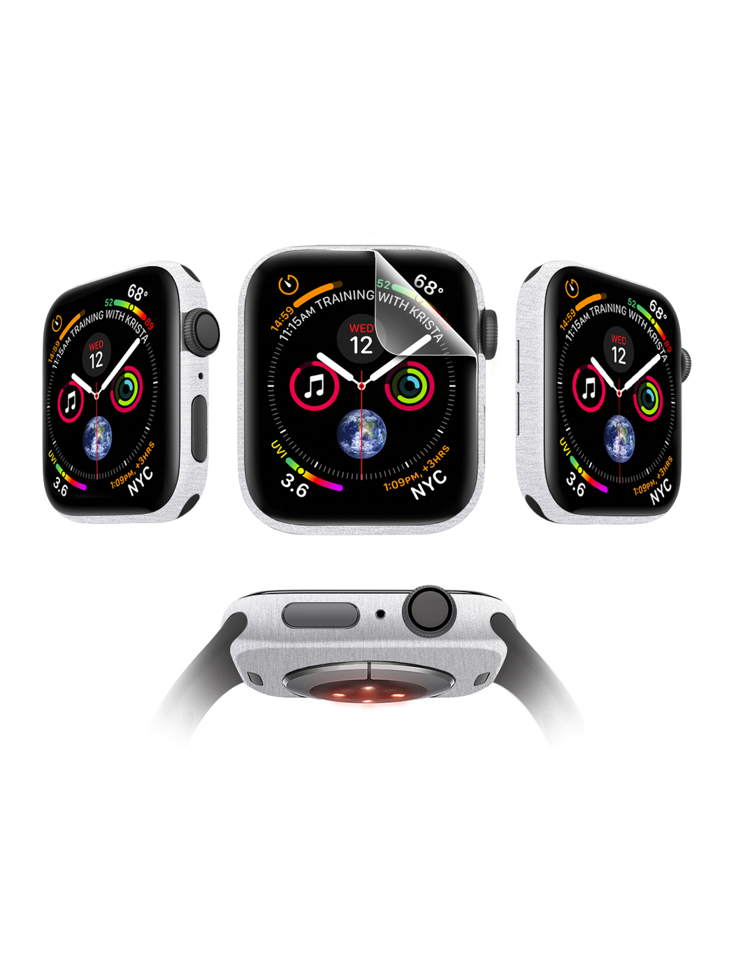 Защитная пленка MOCOLL для Apple Watch 40mm