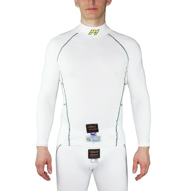 Майка/футболка для автоспорта Modacrylic slim fit, FIA,