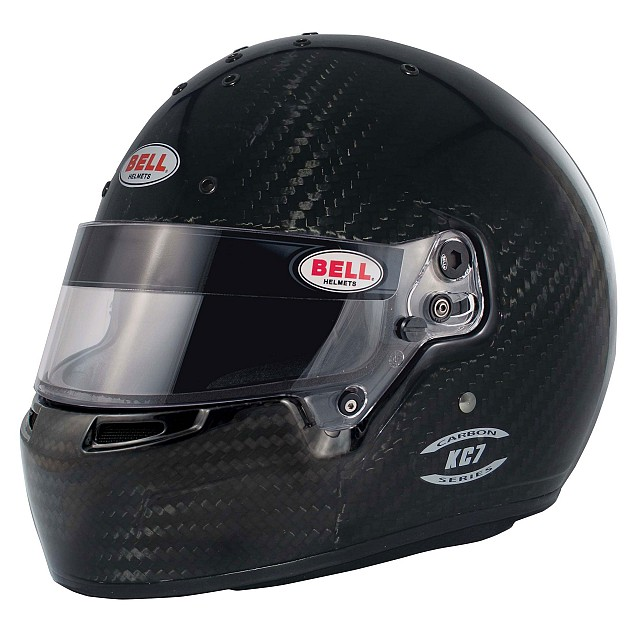 Шлем для картинга KC7 CMR CARBON, CMR2016,