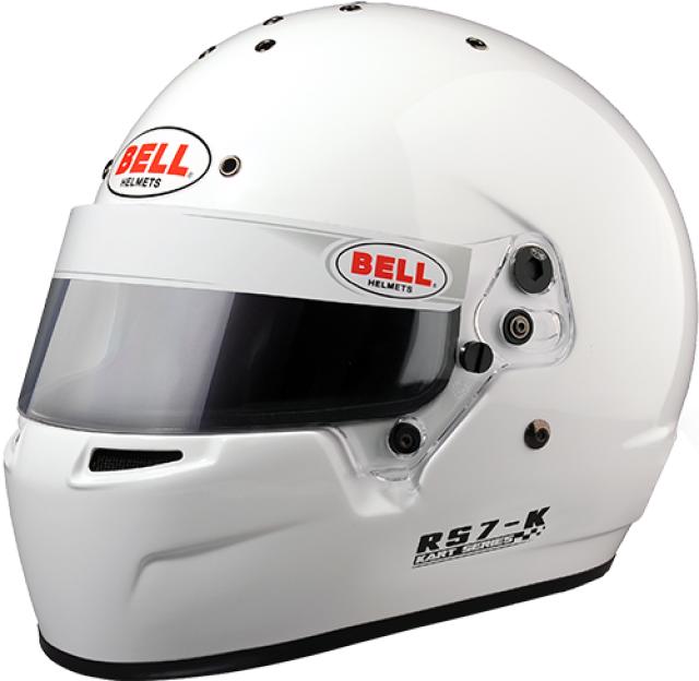 Шлем для картинга RS7 K, Snell K2015,