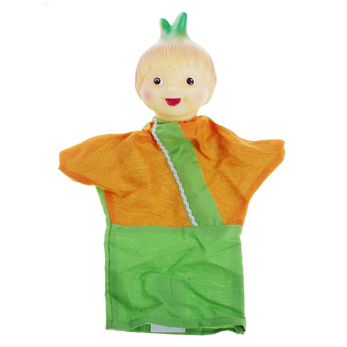 Кукла на руку Огонек Чиполлино 23