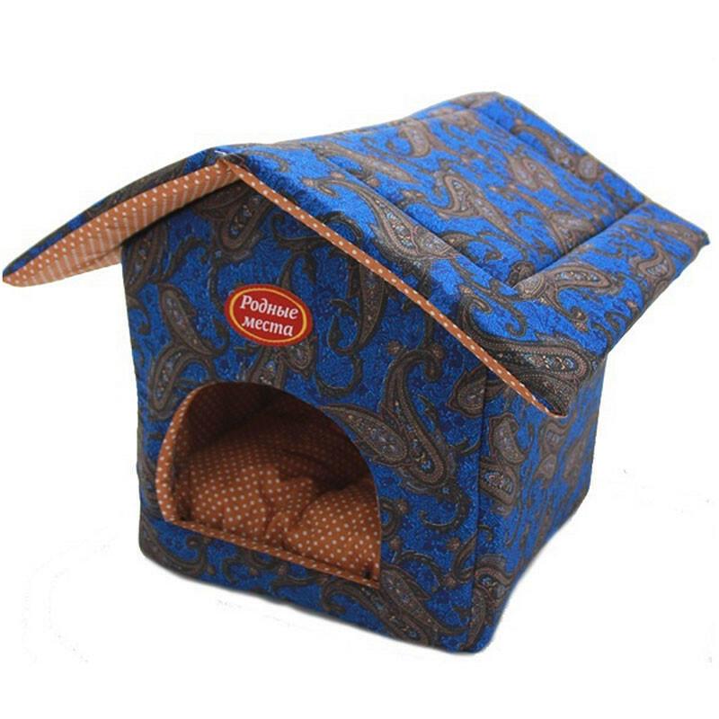 Домик для кошек и собак Родные места