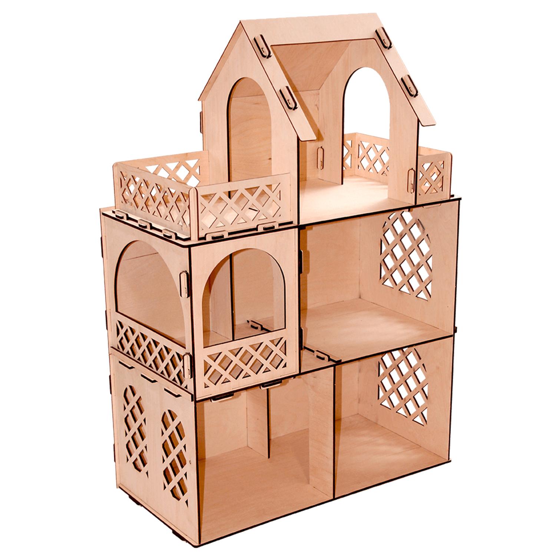 Кукольный домик серия Я дизайнер для кукол