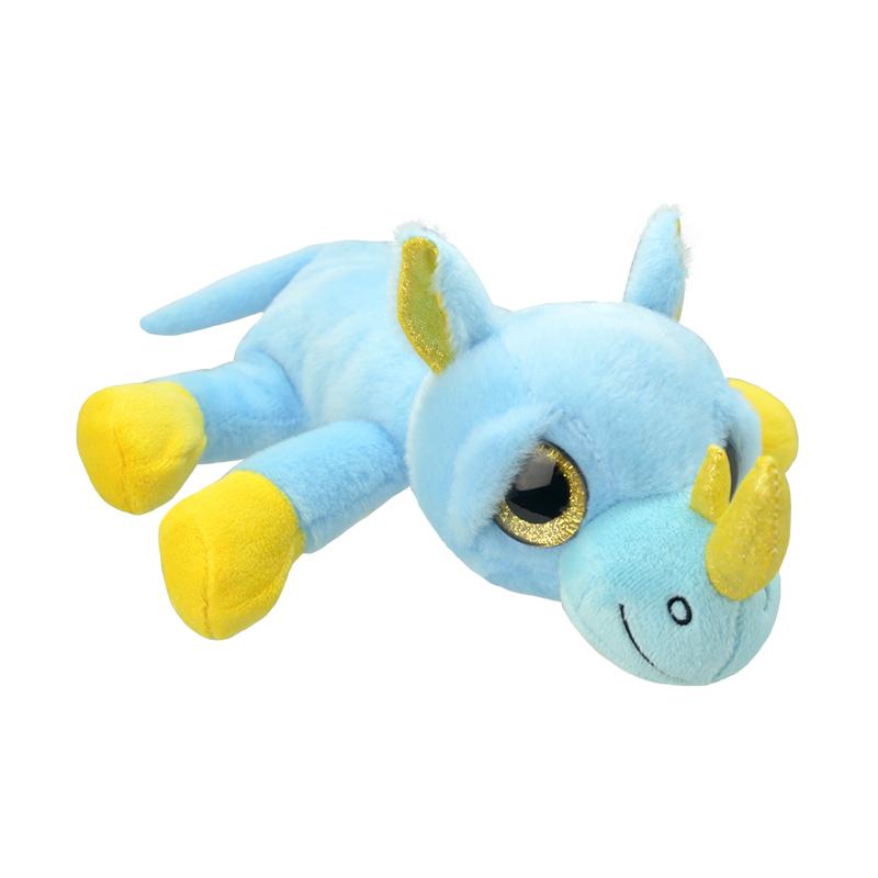 Мягкая игрушка Носорог, 25 см Wild Planet K8150-PT