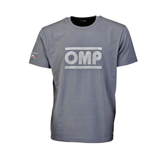 ФутболкаФутболка серый размер XL OMP Racing OR5904080XL